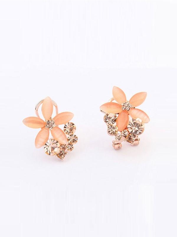 Occident Boutique Five Petal Hot Sale Ear Clip