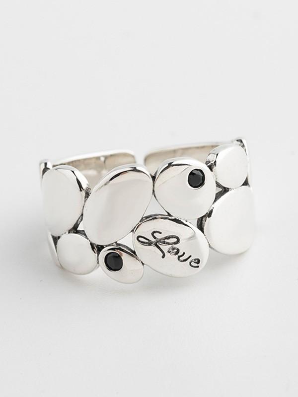 Trending 925 Sterling Silver Hot Sale Adjustable Rings