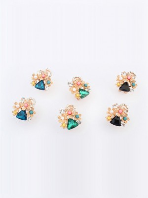 Occident Stylish Floret All-match Exquisite Hot Sale Ear Clip