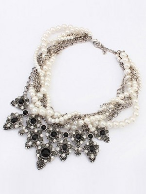 Occident Major suit Personality Hyperbolic Hot Sale Necklace