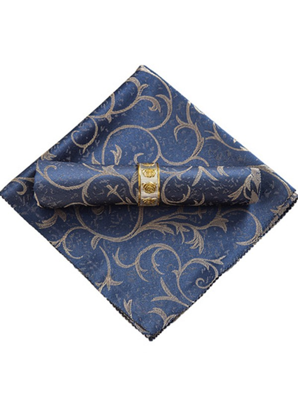 Fancy Polyester Napkins(10 Pieces)
