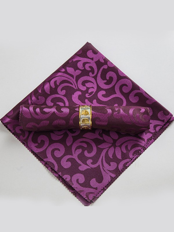 Stunning Polyester Napkins(10 Pieces)