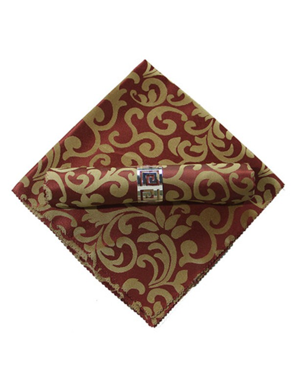 Fascinating Polyester Napkins(10 Pieces)
