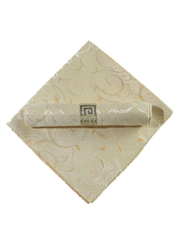 Pretty Polyester Napkins(10 Pieces)