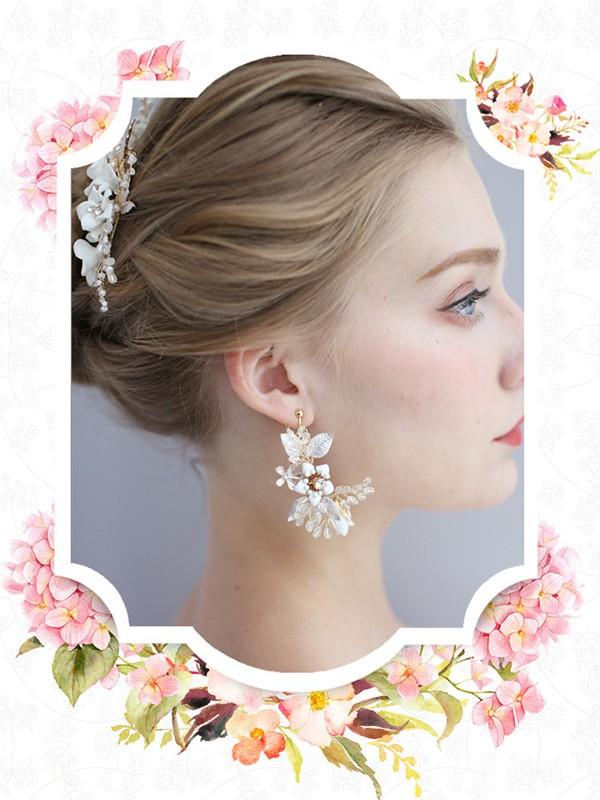 Personalized Alloy Hot Sale Earrings For Women