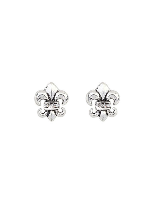 Occident Hyperbolic Personality Knight Stud Hot Sale Earrings
