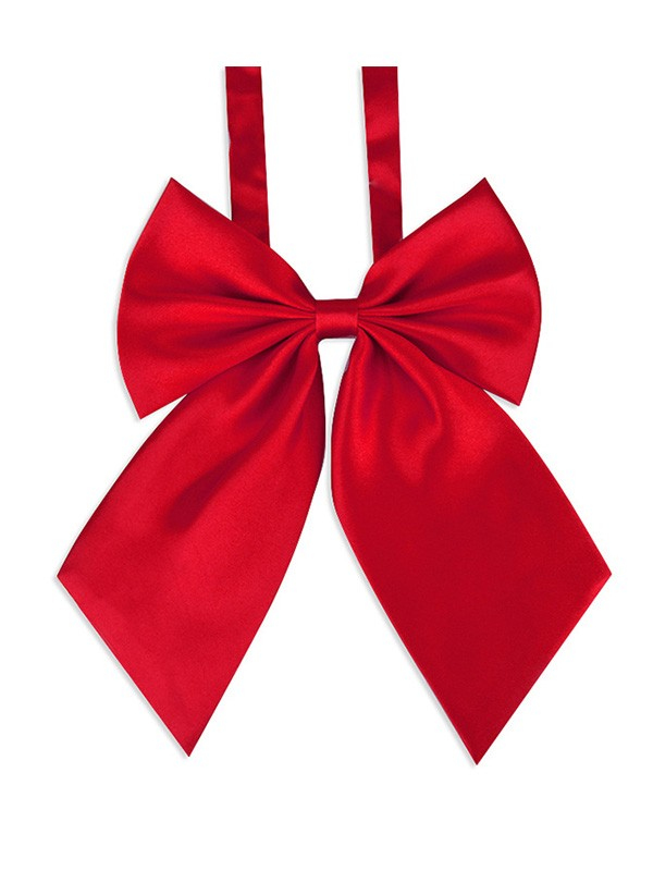Pretty Polyester Bow Tie For Women
