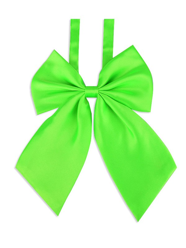 Unique Polyester Bow Tie For Women