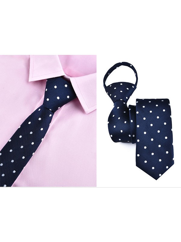 Fashion Style Polyester Tie
