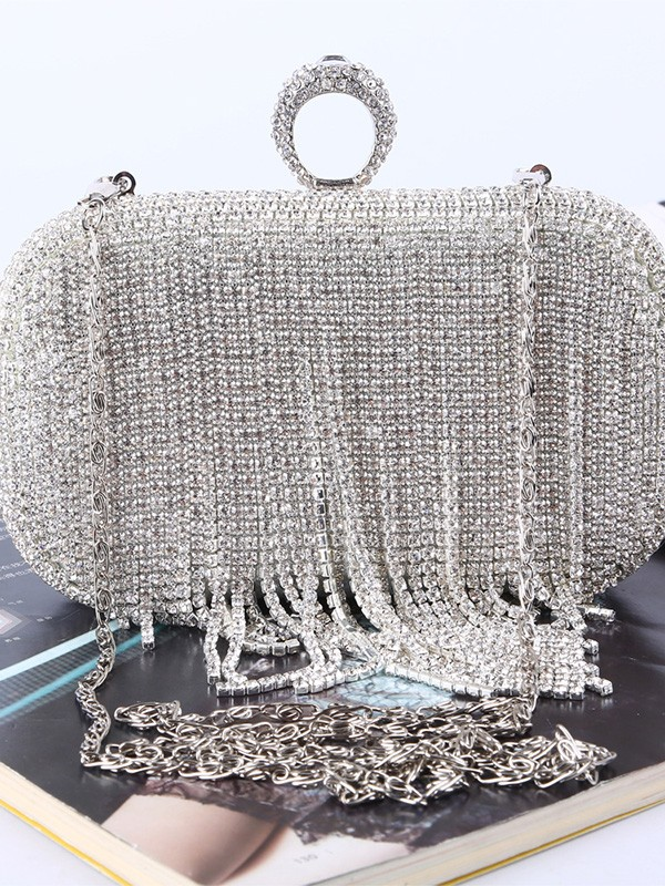 Luxurious Rhinestone Evening/Party Handbags
