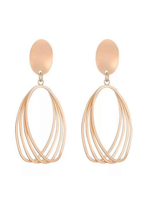 Attractive Alloy Women's Hot Sale Earrings