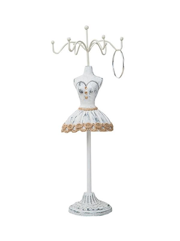 Wedding Gifts-Fancy Synthetic Resin Jewelry Racks