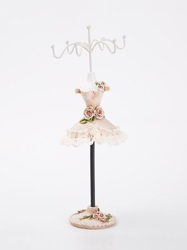 Wedding Gifts-Gorgeous Synthetic Resin Jewelry Racks